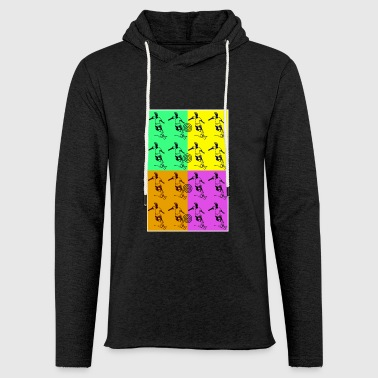 footballer - Light Unisex Sweatshirt Hoodie