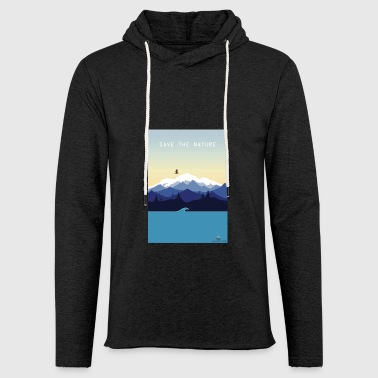 Save Nature - Light Unisex Sweatshirt Hoodie