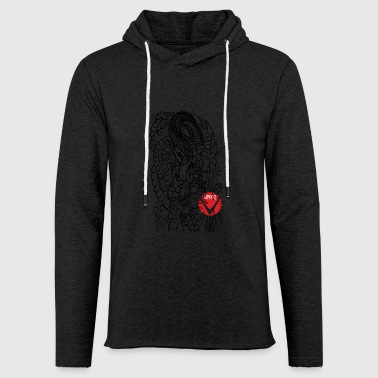 dragon - Light Unisex Sweatshirt Hoodie