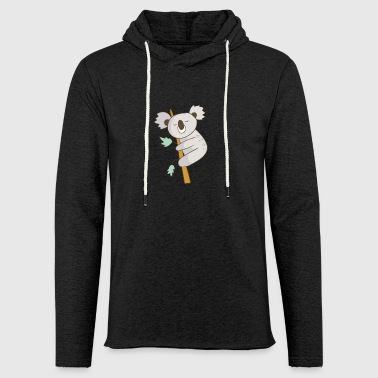 Koala bear - Light Unisex Sweatshirt Hoodie