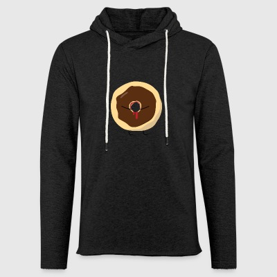 Bleeding Donut - Light Unisex Sweatshirt Hoodie