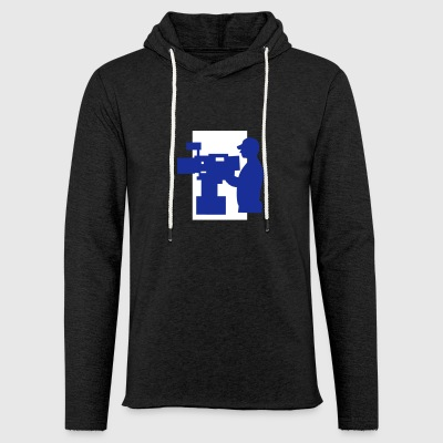 TV Man - Light Unisex Sweatshirt Hoodie