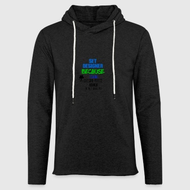 Set of designers - Light Unisex Sweatshirt Hoodie