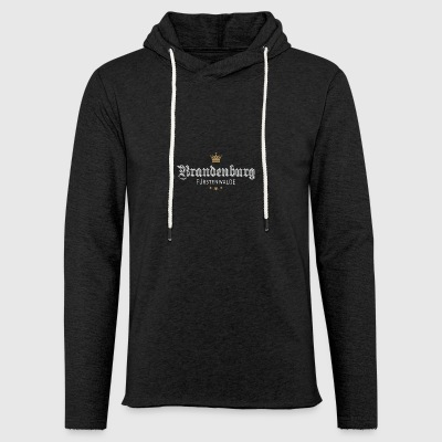 Fürstenwalde Brandenburg Germany - Light Unisex Sweatshirt Hoodie