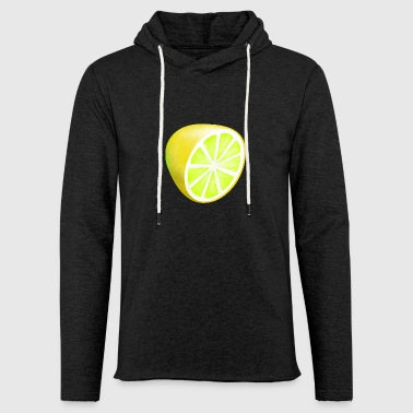 lemon - Light Unisex Sweatshirt Hoodie