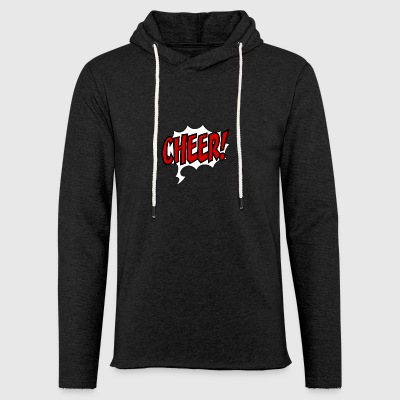 cheer - Light Unisex Sweatshirt Hoodie