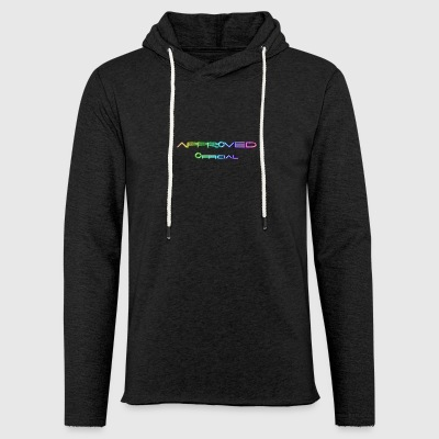 OfFiCiAl ApPrOvEd - Light Unisex Sweatshirt Hoodie