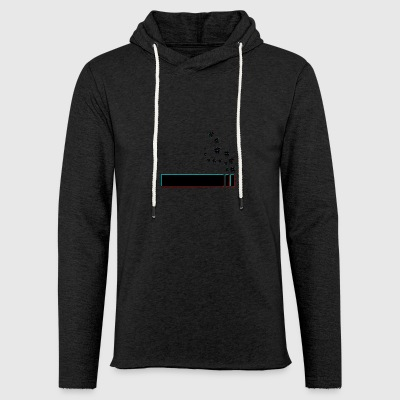 smoking Tags - Light Unisex Sweatshirt Hoodie