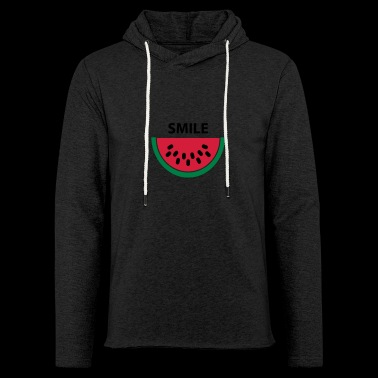 Watermelon - Light Unisex Sweatshirt Hoodie
