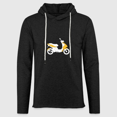 Scooter - Light Unisex Sweatshirt Hoodie