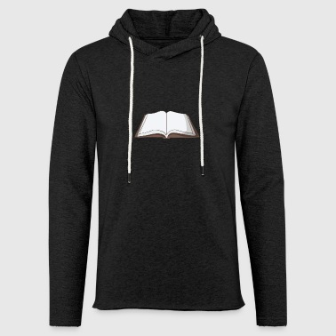 book - Light Unisex Sweatshirt Hoodie
