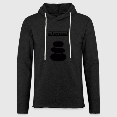 stoned - Light Unisex Sweatshirt Hoodie