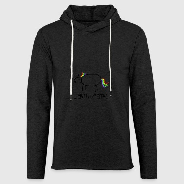 death metal - Light Unisex Sweatshirt Hoodie