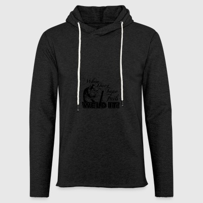 weld it - Light Unisex Sweatshirt Hoodie