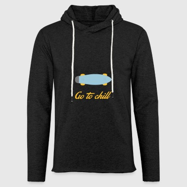 chill - Light Unisex Sweatshirt Hoodie