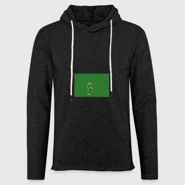 golf - Let sweatshirt med hætte, unisex