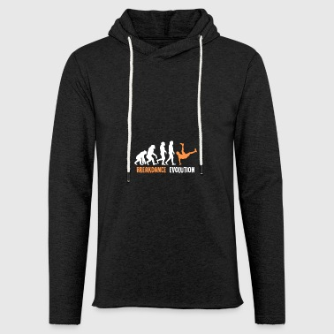 ++ ++ Breakdance Evolution - Kevyt unisex-huppari
