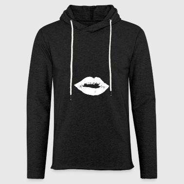 lips - Light Unisex Sweatshirt Hoodie