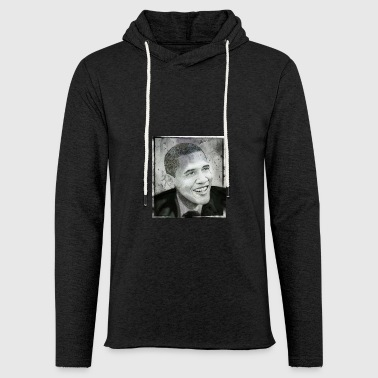 Obama - Light Unisex Sweatshirt Hoodie