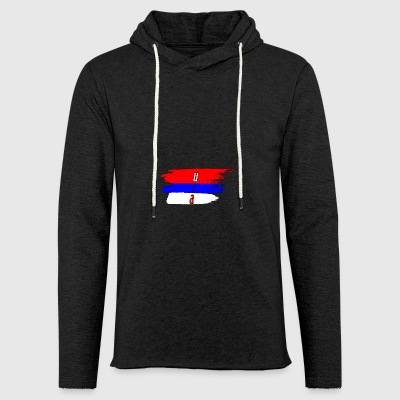 USA - Light Unisex Sweatshirt Hoodie