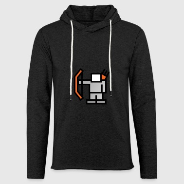 Archer - Light Unisex Sweatshirt Hoodie