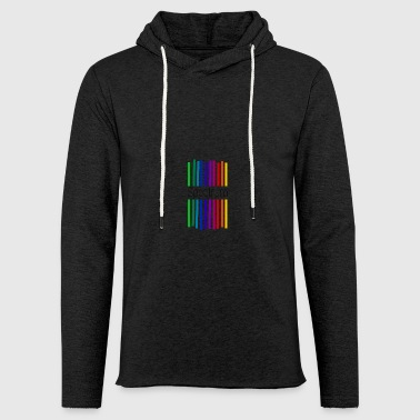Spectrum - Light Unisex Sweatshirt Hoodie