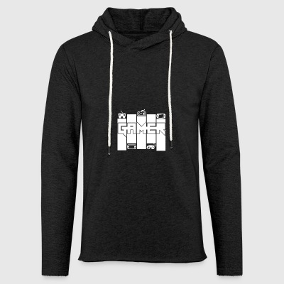 Gamer - Passion Gamers - Sweat-shirt à capuche léger unisexe