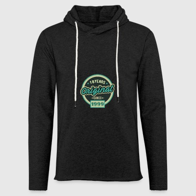 Gift for 18 year old, 18 years - Light Unisex Sweatshirt Hoodie