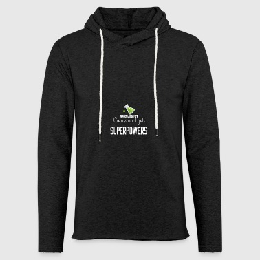 Forget lab safety - Light Unisex Sweatshirt Hoodie