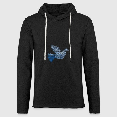 The Fruit of the Spirit - Light Unisex Sweatshirt Hoodie
