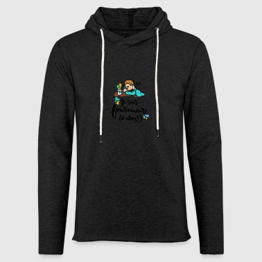 Official! - Light Unisex Sweatshirt Hoodie