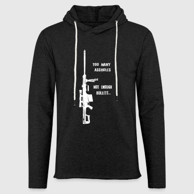 Another statement - Light Unisex Sweatshirt Hoodie