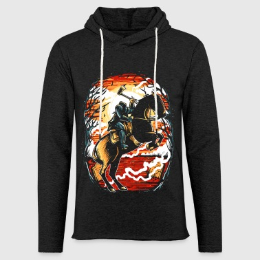Headless Horseman - Light Unisex Sweatshirt Hoodie