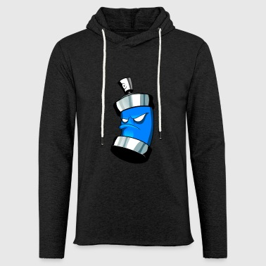 Spray can - Light Unisex Sweatshirt Hoodie