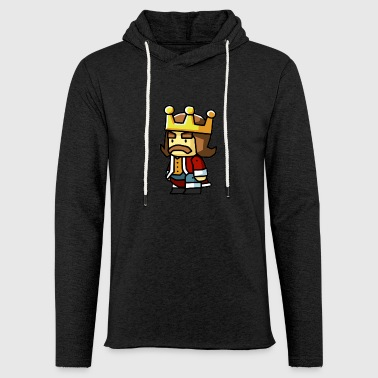 King - Light Unisex Sweatshirt Hoodie