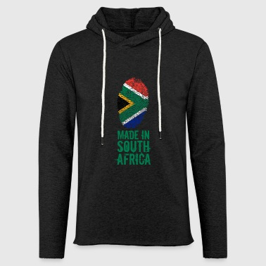 Made In South Africa / South Africa - Light Unisex Sweatshirt Hoodie