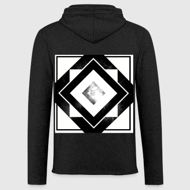 White Mist - Light Unisex Sweatshirt Hoodie