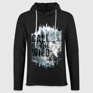 Call of the Wild Frauen Premium T-Shirt - Leichtes Kapuzensweatshirt Unisex
