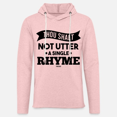 Utt No Rhyme Nor Reason Day 01. September - Unisex Kapuzen-Sweatshirt