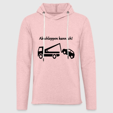 I can tow - Light Unisex Sweatshirt Hoodie