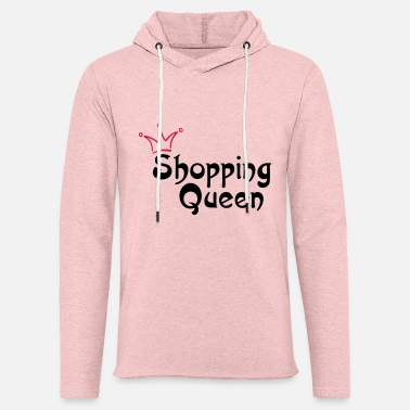 Shopping SHOPPING QUEEN - Unisex Kapuzen-Sweatshirt