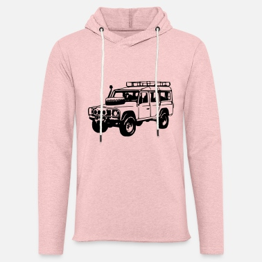 Land Rover Defender Land Rover Defender, Jeep, SUV - Unisex Sweatshirt Hoodie