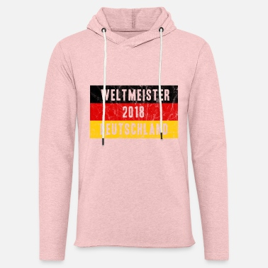 Germany 2018 Germany flag football gift idea - Unisex Sweatshirt Hoodie