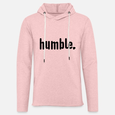 Modesty Modesty and gratitude are virtues! - Unisex Sweatshirt Hoodie