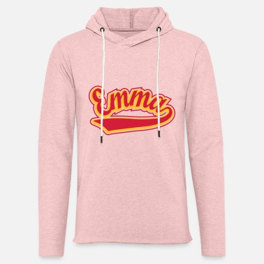 Personalised Emma - T-shirt Personalised with your name - Unisex Sweatshirt Hoodie