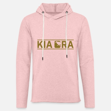 kia ora New Zealand - Unisex Kapuzen-Sweatshirt