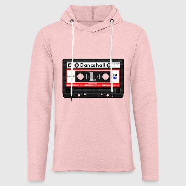 Dancehall cassette - Light Unisex Sweatshirt Hoodie