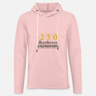 250 Years 250 Years of Beethoven music - Unisex Sweatshirt Hoodie