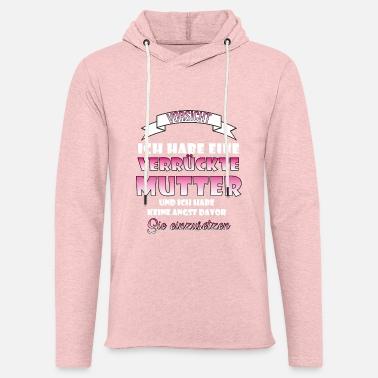 Für die Beste Mama der ganzen Welt I Muttertag I Girlie Kapuzenpullover