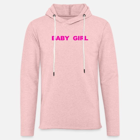 Emancipation Hoodies & Sweatshirts - Baby girl - Unisex Sweatshirt Hoodie cream heather pink